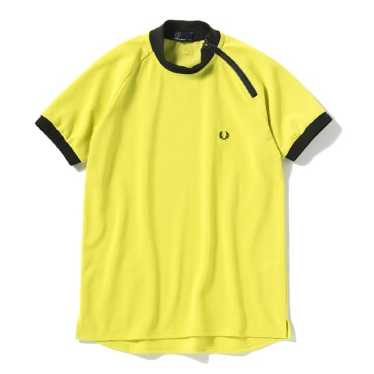 FRED PERRY スプリットポロシャツ
