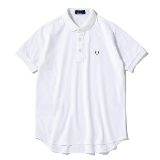 narifuri×FRED PERRY 蓄光鹿の子ポロシャツ Limited Edition
