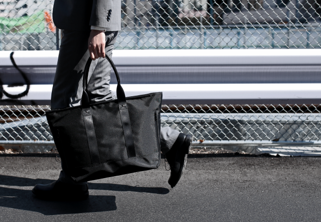 NF934 : Super hard tote bag