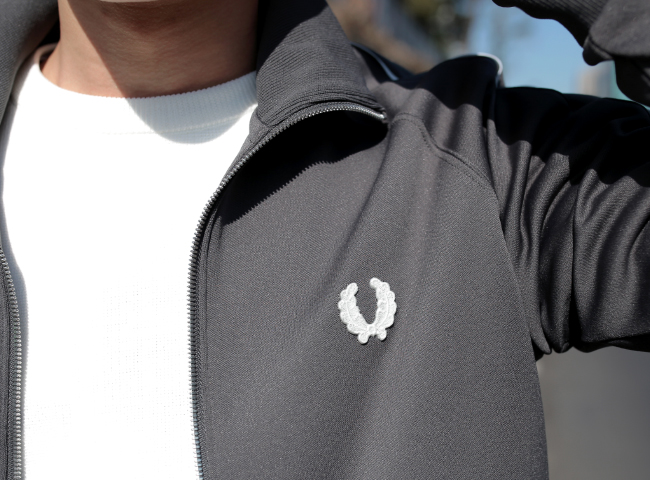 narifuri x Fred Perry Track Suits
