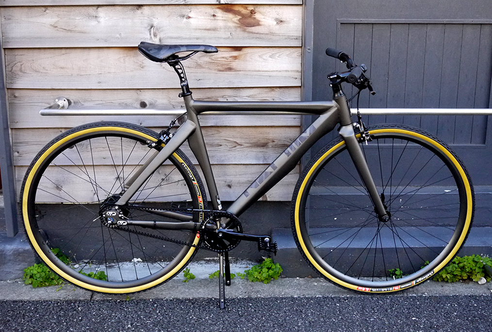 HELMZ H2X / Strong desert 510 / Special commuter custom