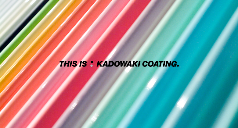 BIRDY custum Powder coated by KADOWAKI
