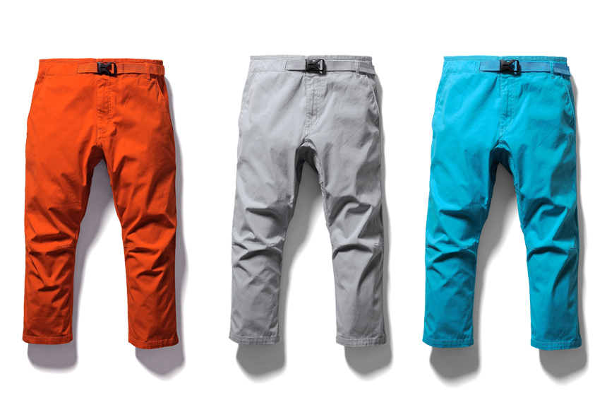 NF649 : バイクパンツ '17 ss Colors