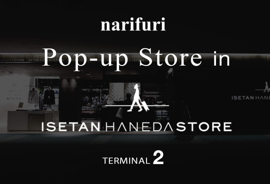 Limited Pop Up Shop 18ss : ISETAN HANEDA STORE