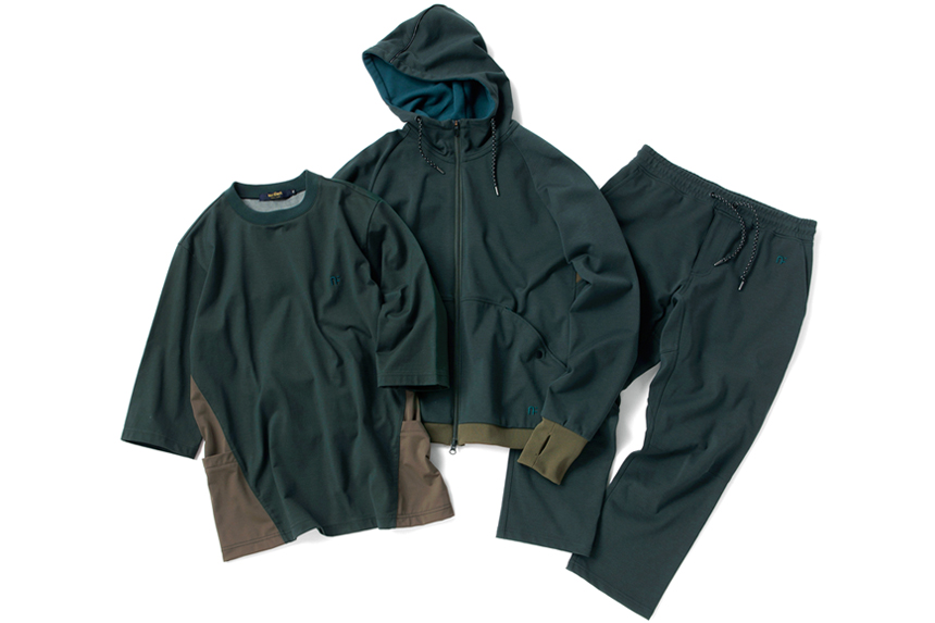 Durable N/C / T-SH & SWEAT & BIKE PANTS