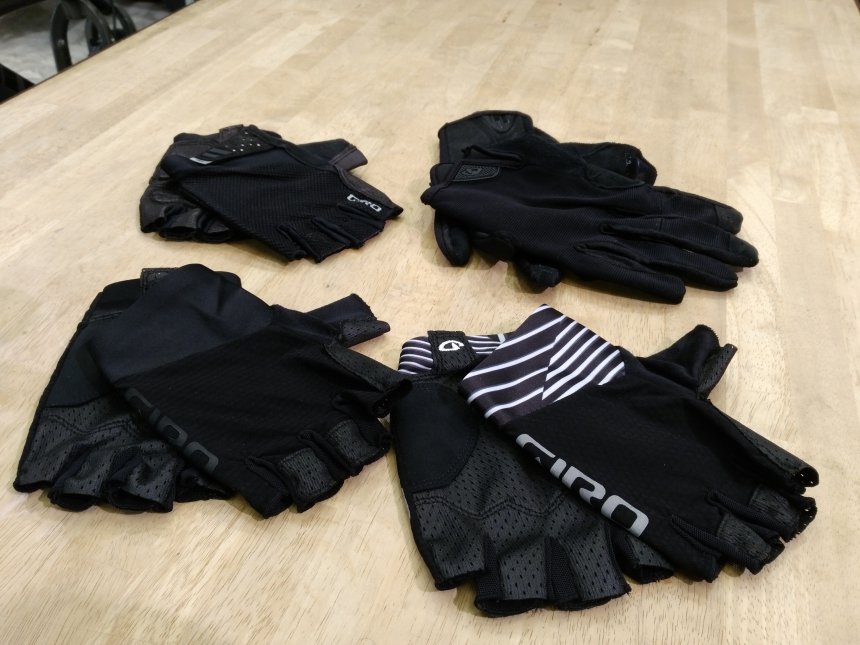 New item : GIRO Gloves / MONACO Ⅱ GEL , ZERO CS , DND
