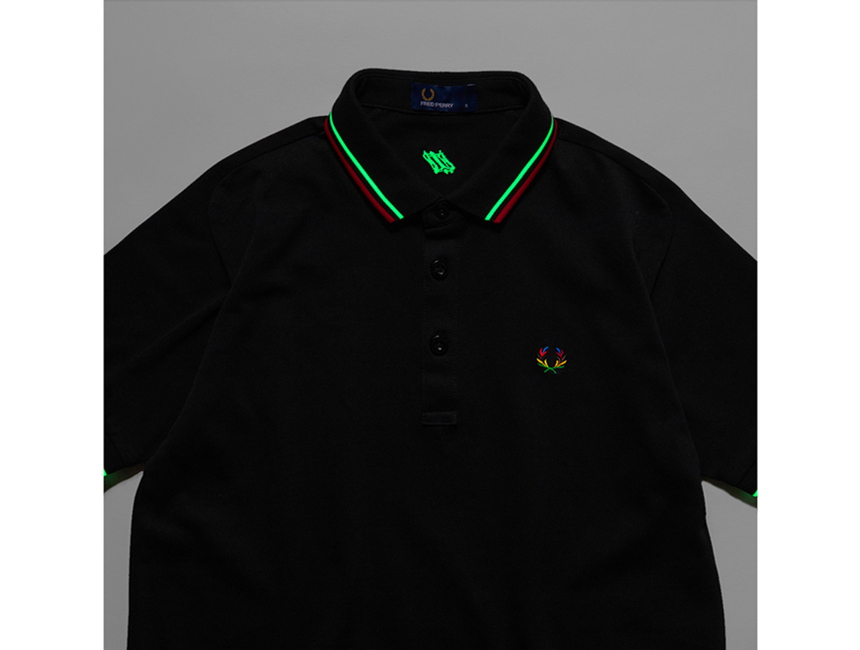"narifuri  FRED PERRY Collection : 10th Anniversary ""ポロシャツ"""