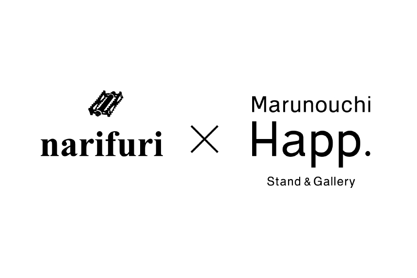 narifuri meets Aomori Cycling POP UP SHOP