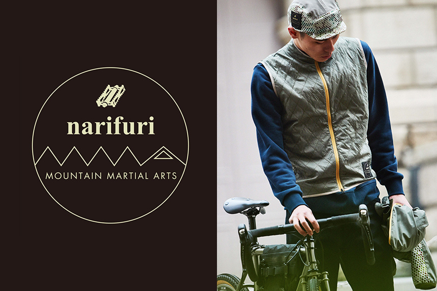 narifuri × Mountain Martial Arts