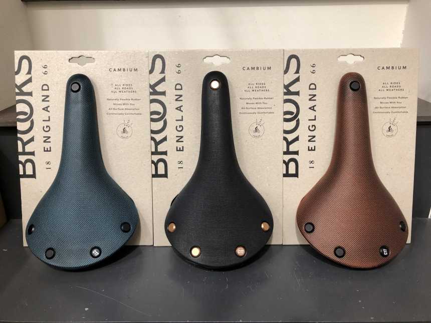 New item : BROOKS / CAMBIUM series vol 4(SPECIAL model)